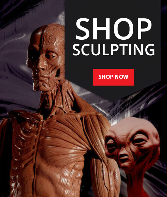 Sculpting Supplies