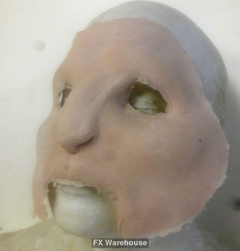 Foam latex mannequin