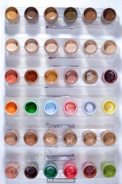 Thom Surprenant PAX Paint Palette Skin Kits: fxwarehouse com