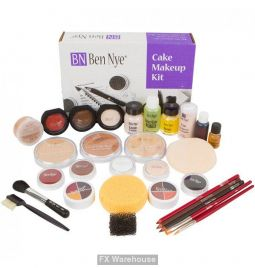 pro prosthetic application makeup kit fxwarehouse
